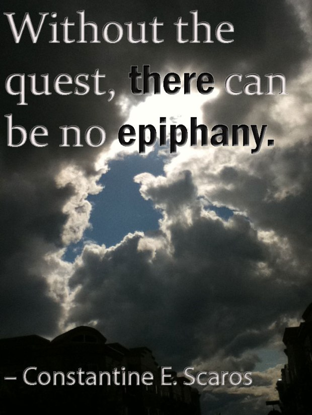 epiphany quote