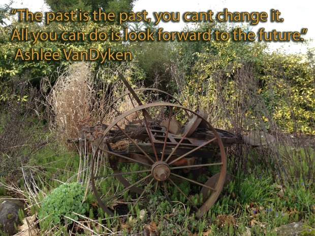 Past quote--Old Wheel