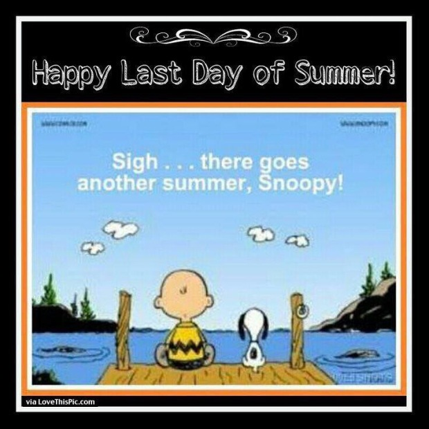 Last Day of Summer