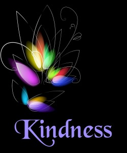 Kindness flower image