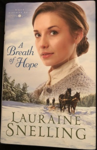 A Breath of Hope book cover