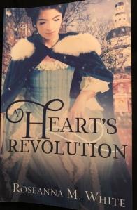 Heart's Revolution book cover