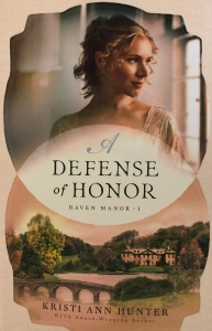 A Defense Of Honor book cover
