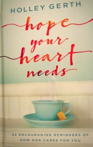 Hope Your Heart Needs Book Cover